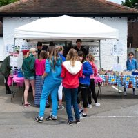 PFTP Charity Stall