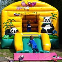 PFTP Bouncy Castle