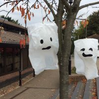 ToT - Ghost Decorations